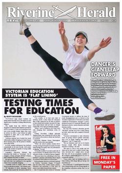Riverine Herald - 9 December 2016