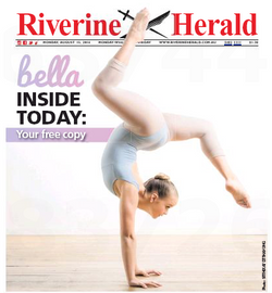 Riverine Herald - 15 August 2016
