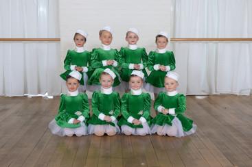 Kinda Ballet - Wednesday