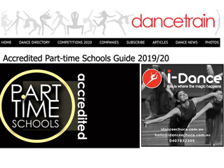 We are an accredited Part time school!