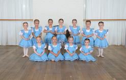 Baby Ballerinas - Tuesday