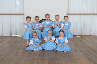 Baby Ballerinas - Wednesday