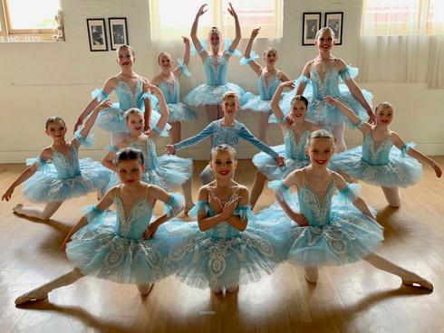 Under 13 Ballet Eisteddfod