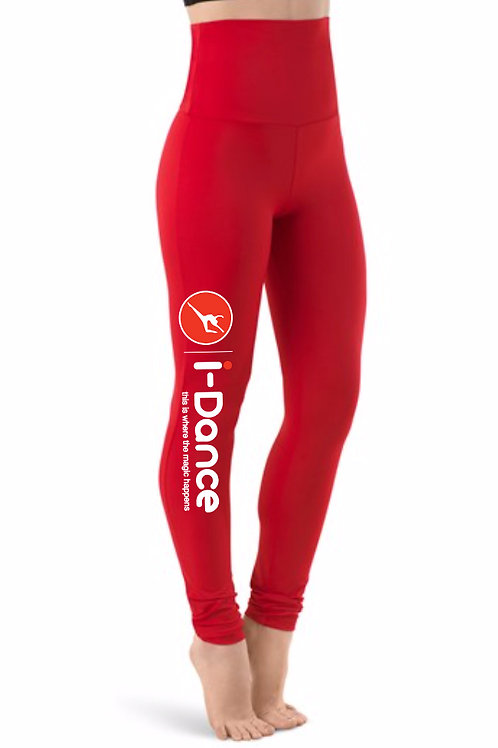 iDance Full Length Legging - Adult sizes Only