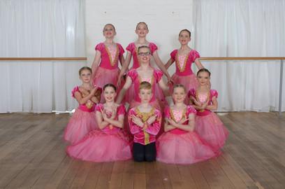 Showcase Ballet U13