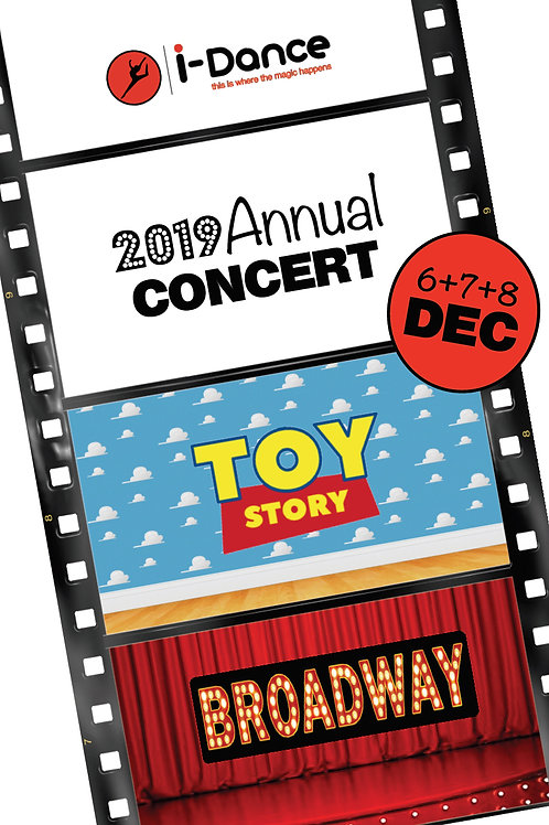 iDance Annual Concert Program