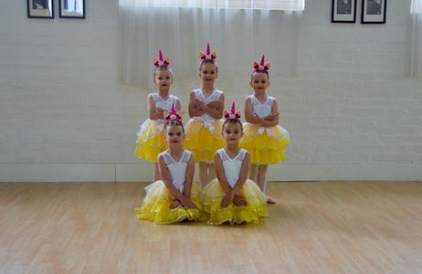 Tuesday Kinda Ballet