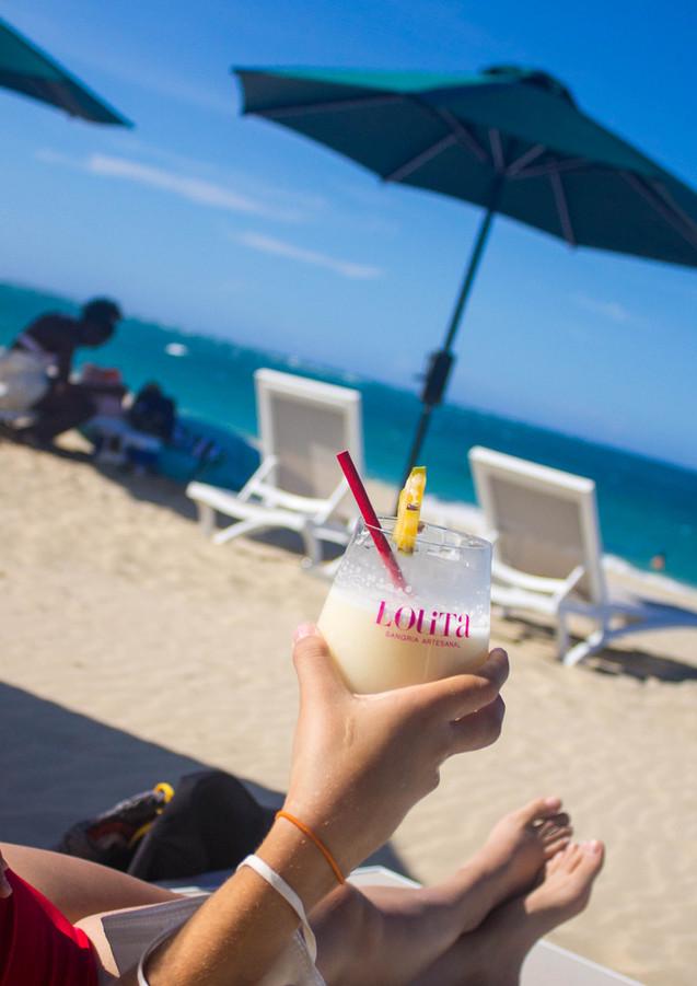 Ocho Beach Club - Coctail