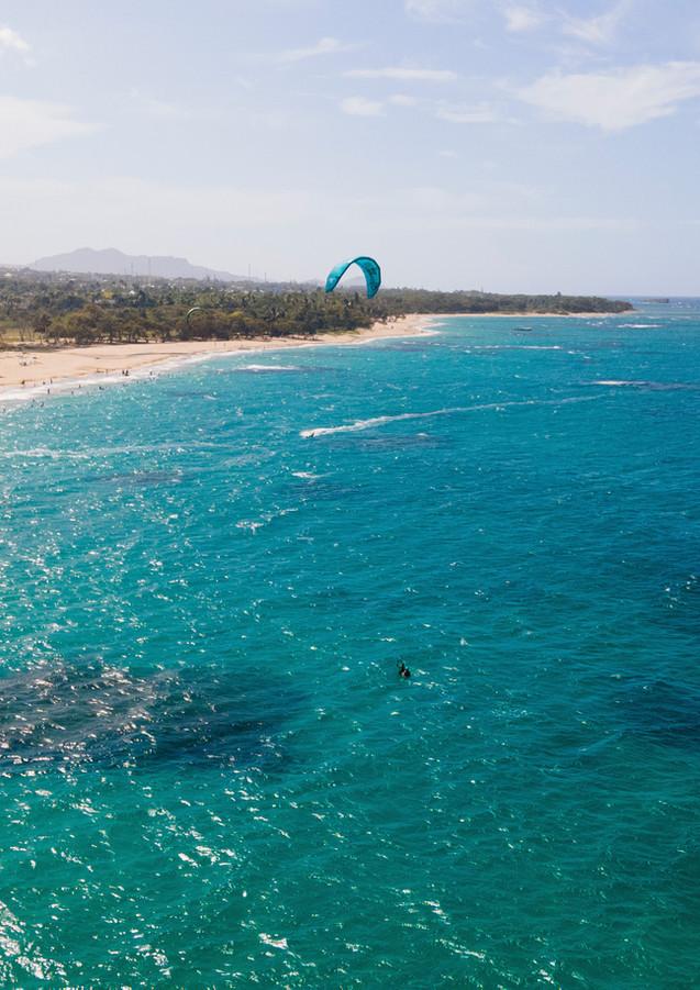KiteSurfing_Playa Dorada, Puerto Plata