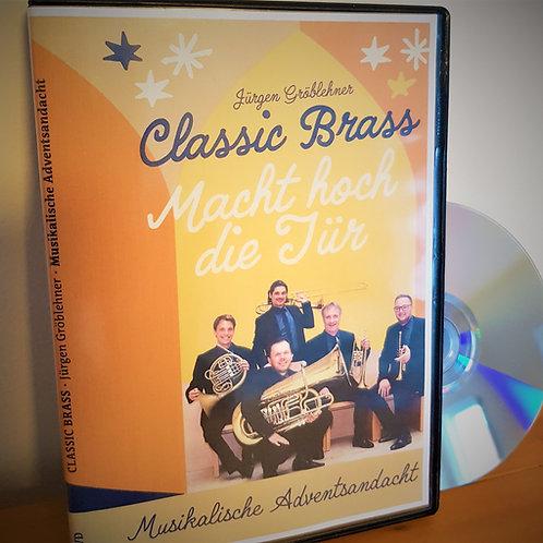 DVD - MACHT HOCH DIE TÜR (2020)
