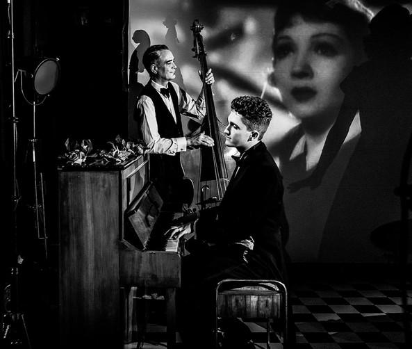 David with Swing Time Cinema, 2019