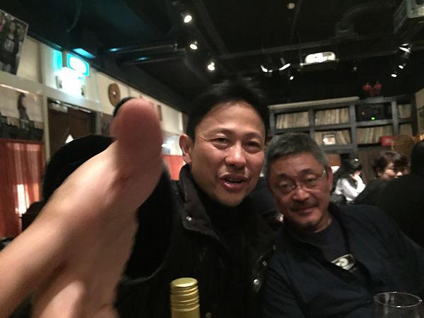 神田芳郎と堀智彦