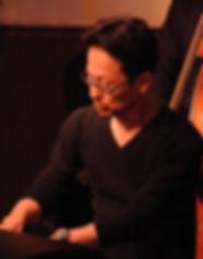 ジャズピアニスト堀智彦