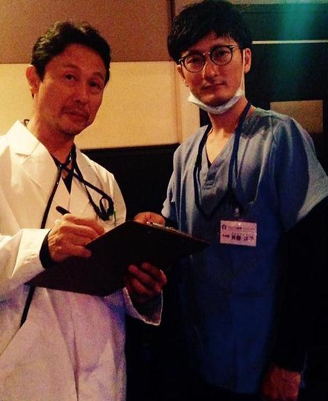 心斎橋クリニック堀先生と齋藤洋平先生