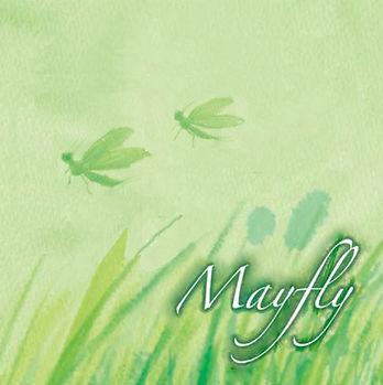 堀智彦 原満章 デュオアルバム Mayfly