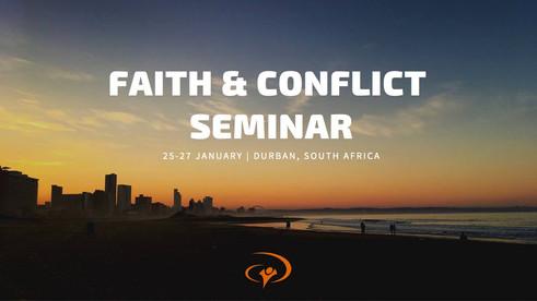 Faith and Conflict