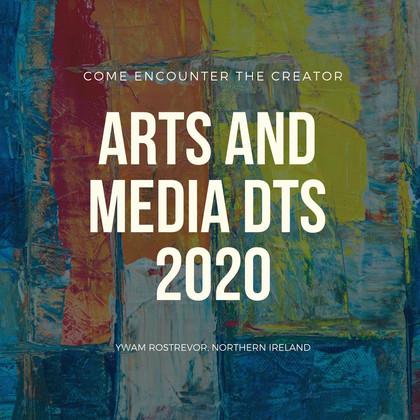 Arts and Media DTS Feb 2020