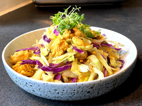 Verdens hurtigste wok med kylling