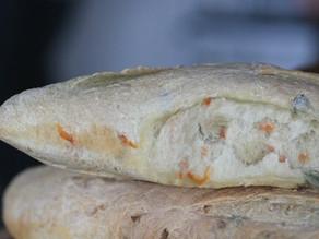 Koldhævet italienskbrød