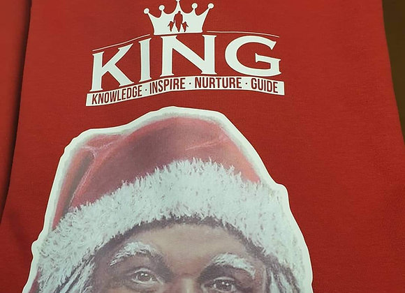 King Christmas Jumper Adults