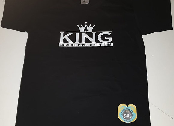 King t-shirt Adults