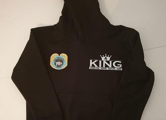 King hoodie Children's