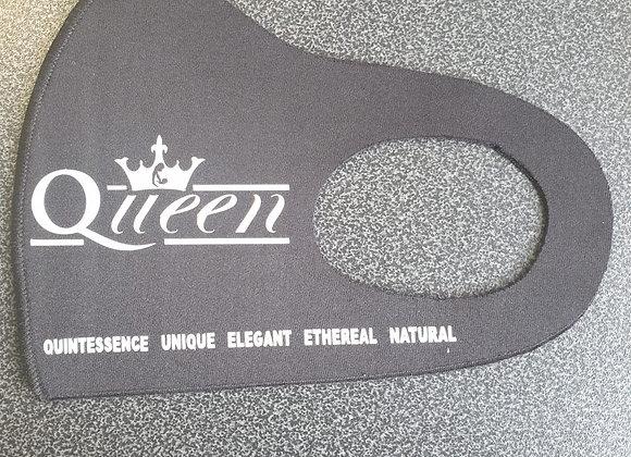 Queen face mask