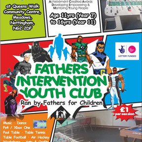 A5 Intervention Youth Club Flyer 24-02-1