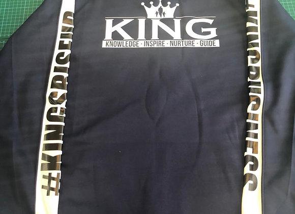 KING Tracksuit hoodie