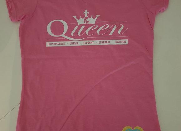 Queen Adult T-shirt