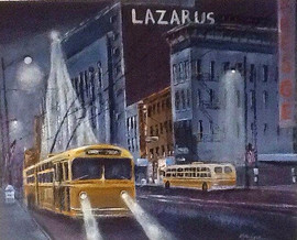 Lazarus & Bus to Clintonville