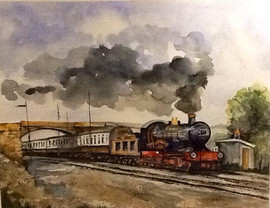 Mile's Train