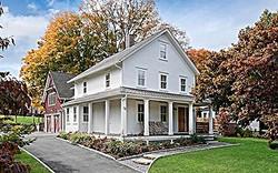 Ridgefield Farm House