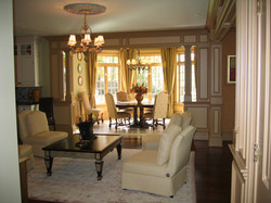 Traditional Interiors & Details