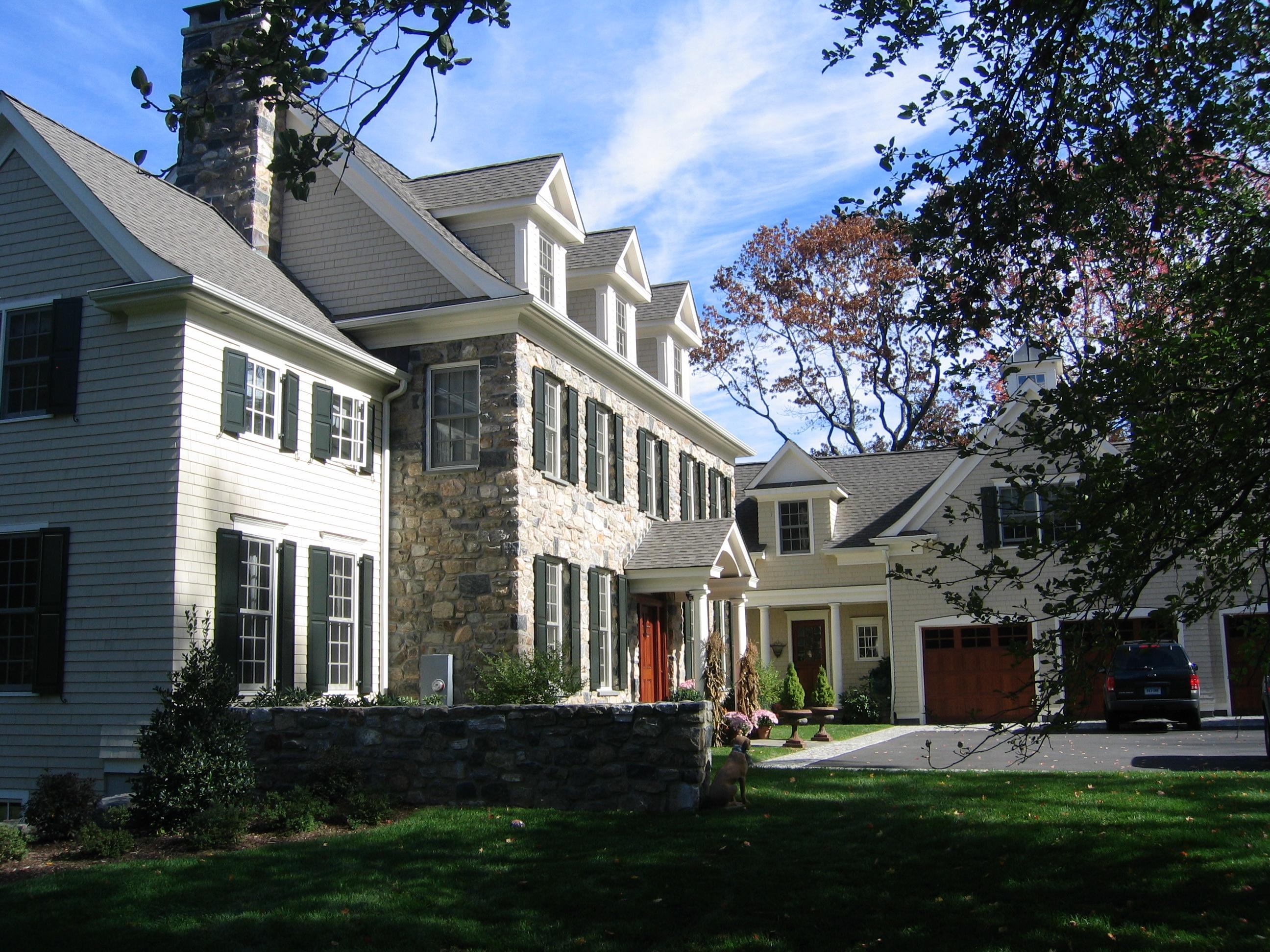 Whipstick Farm Adams Colonial
