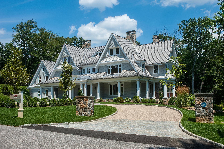 New England Shingle Style