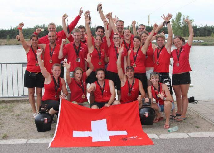 Mixed Team EM Polen 2002