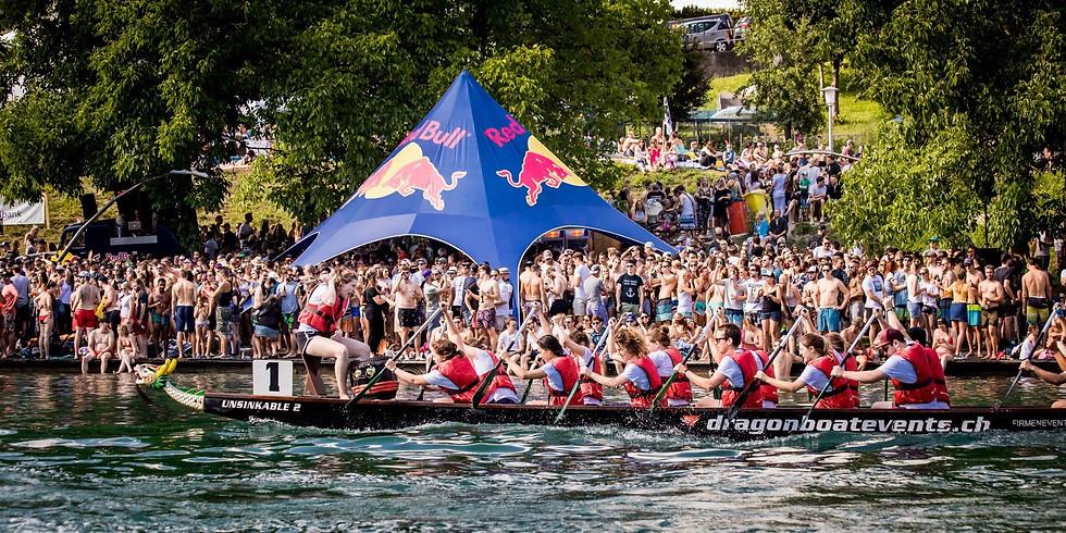 Abgesagt: Drachenbootrennen Eglisau