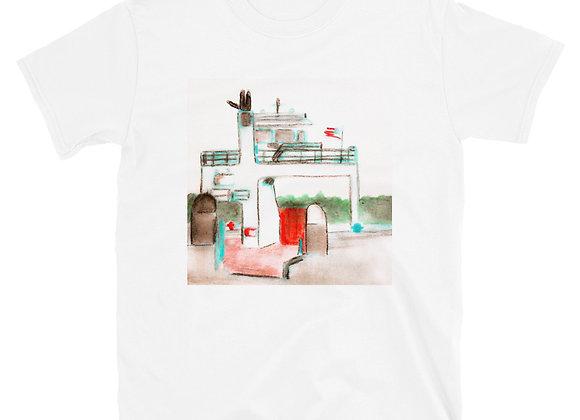 Short-Sleeve Unisex Drummond Island Ferry T-Shirt