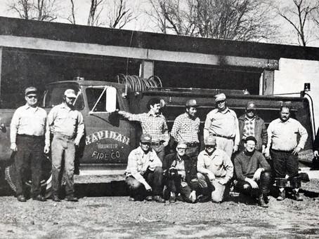 Rapidan Volunteer Fire Company Celebrates 40 Years of Service!