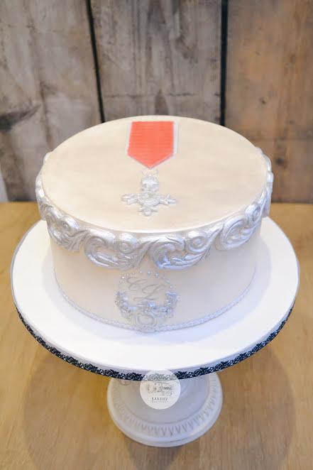 MBE Cake