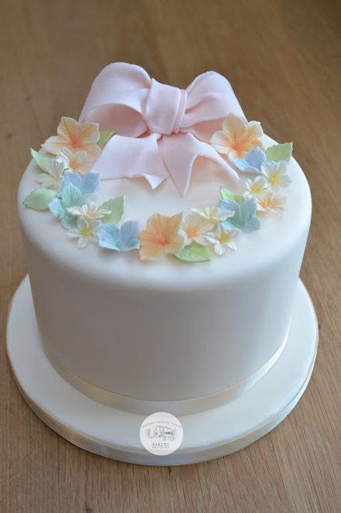 Basic Cake Covering Class  1st February 2020 9.30-2.00
