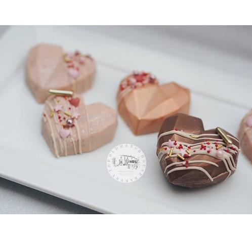 Chocolate Cake Heart On-Line Class