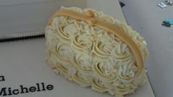 Clutch Bag Cake