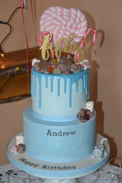 Sweety, Drip Cake