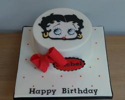 Betty Boo Cake