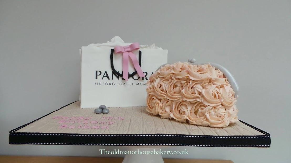 Pandora cake