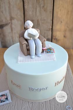 Granddad Birthday cake