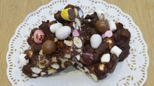 Ever so Easy Easter Rocky Road