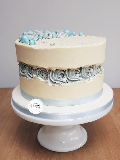 Fault Line Cake Class Saturday 8th February 2020 2pm-5pm